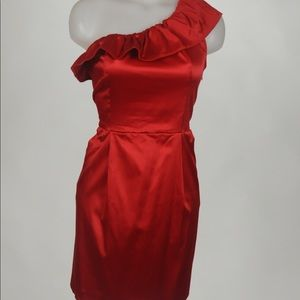 Xxi Red Party Dress